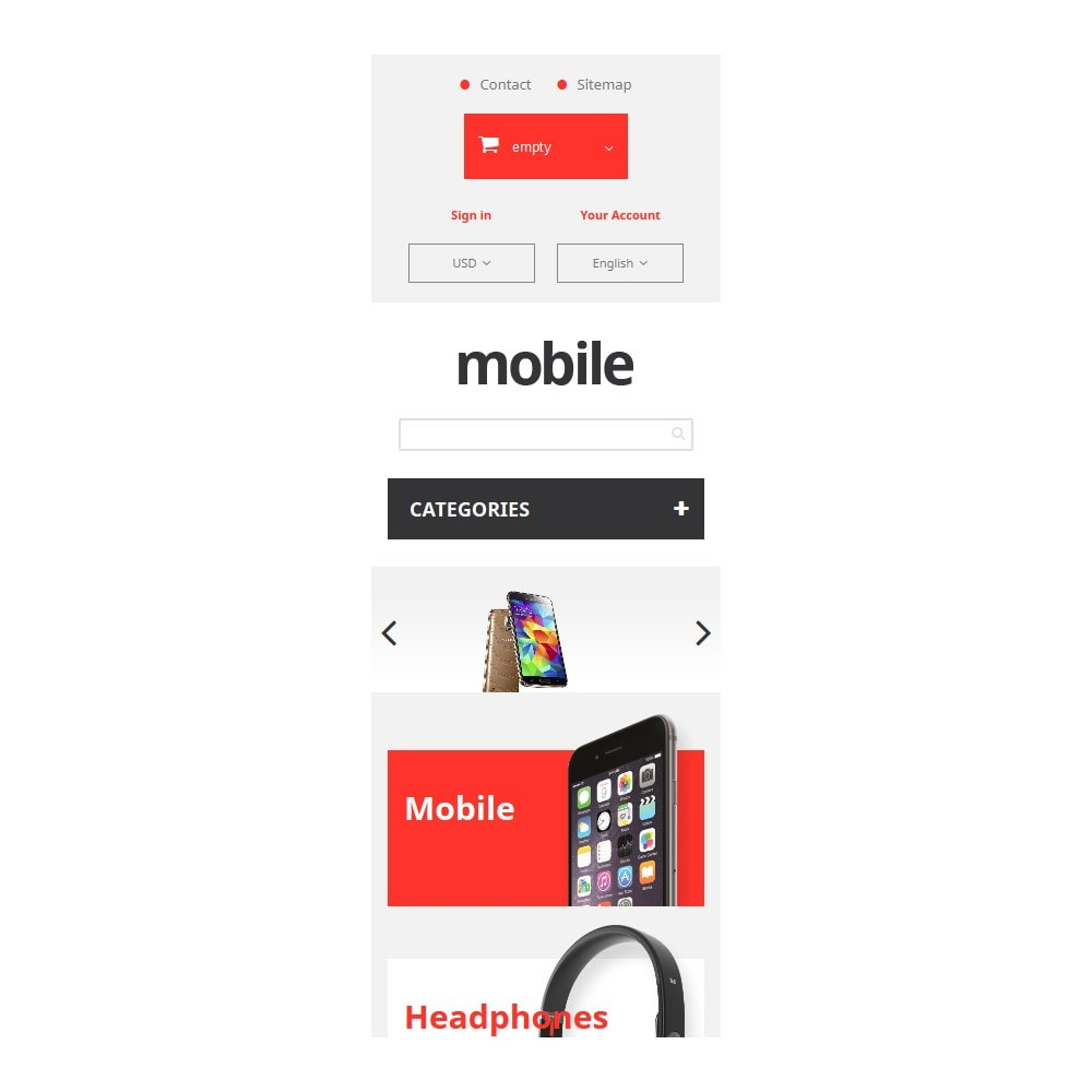 theme - Elettronica & High Tech - Mobile Phones Store - 9