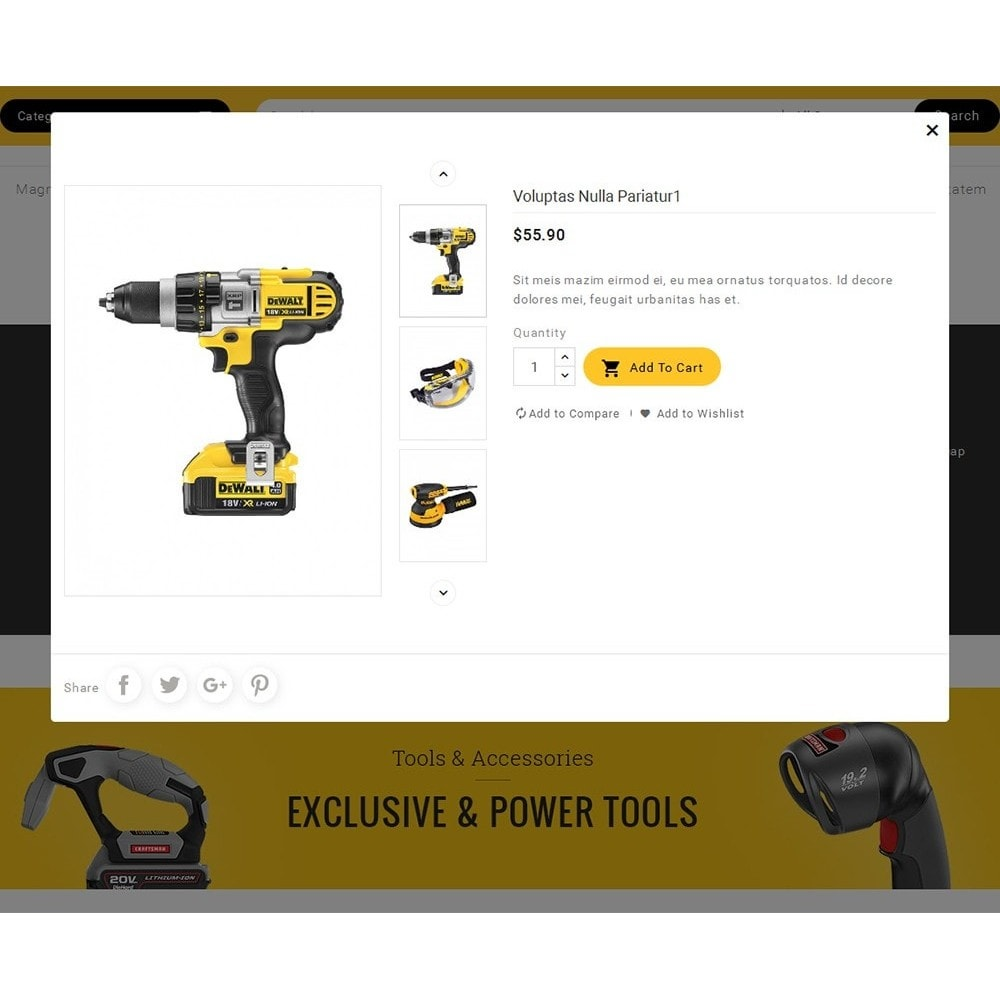 theme - Электроника и компьютеры - Look me Tools Equipment - 8