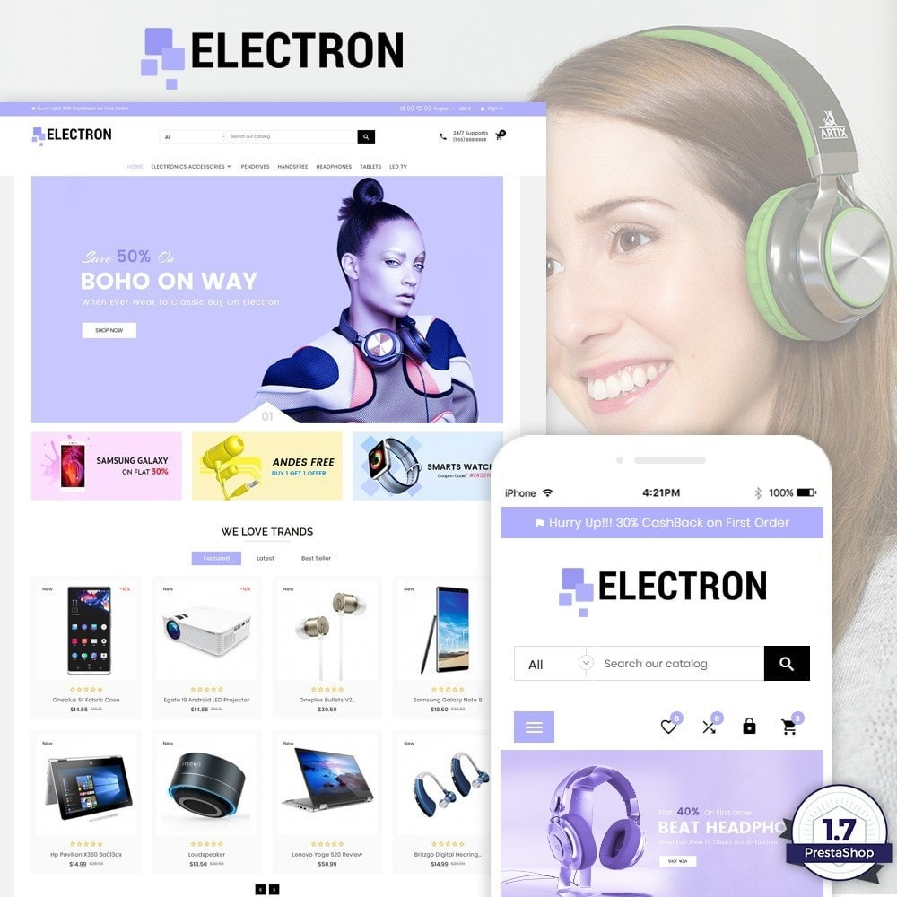 Electron – Electronics and Digital Super Store