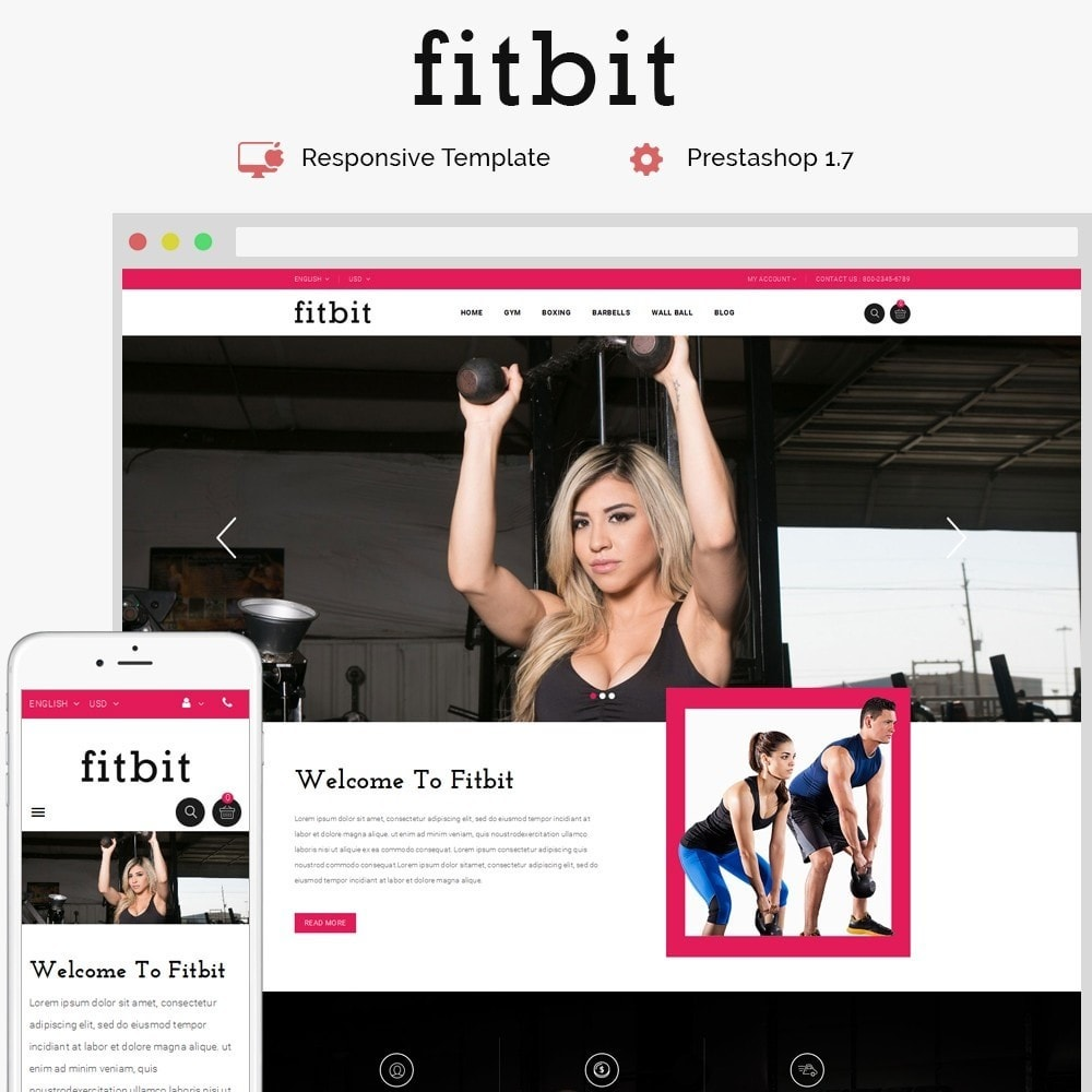 Fitbit Fitness Store