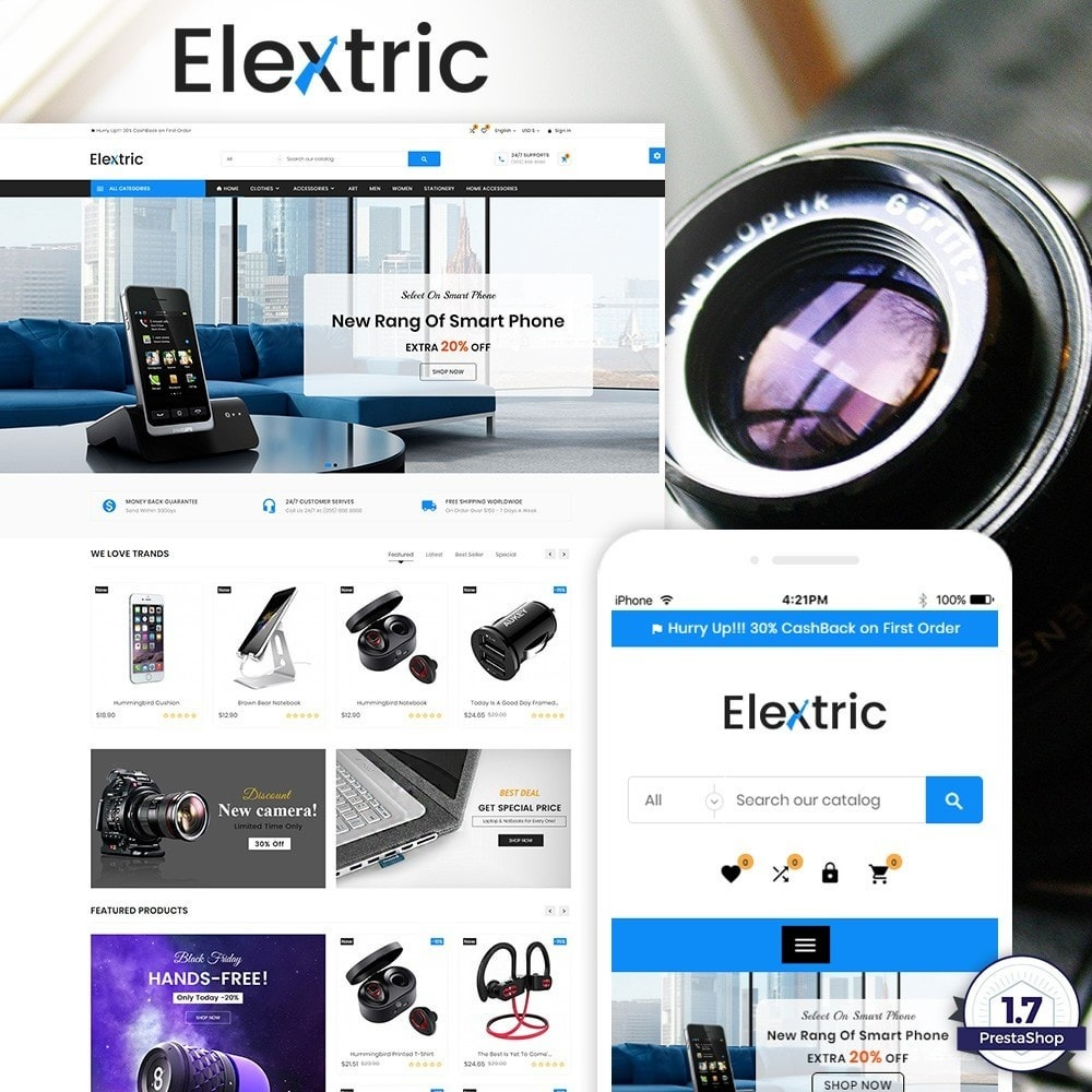 Electrix – Electronics and Big Super Store