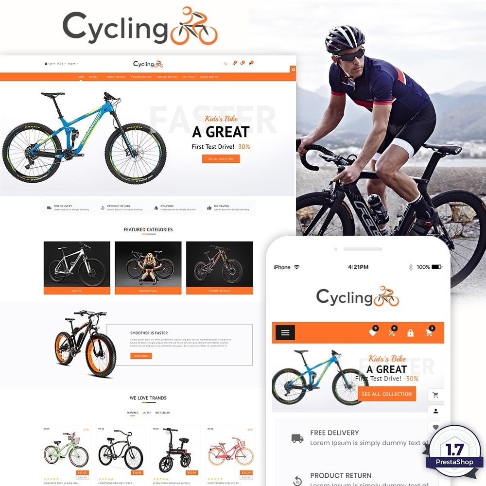 Cycling – Accessories and Big Super Store