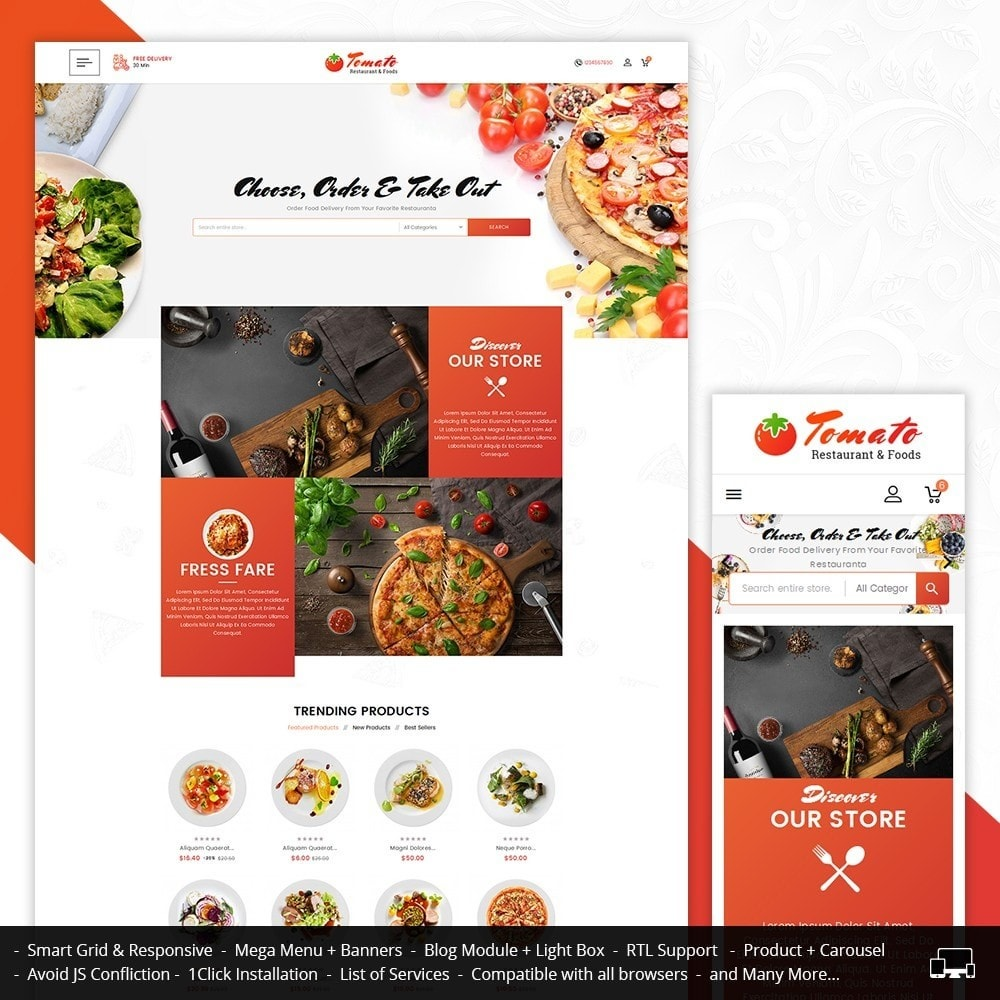 Tomato Food & Restaurant