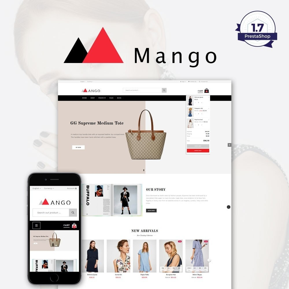 Mango Fashion Store
