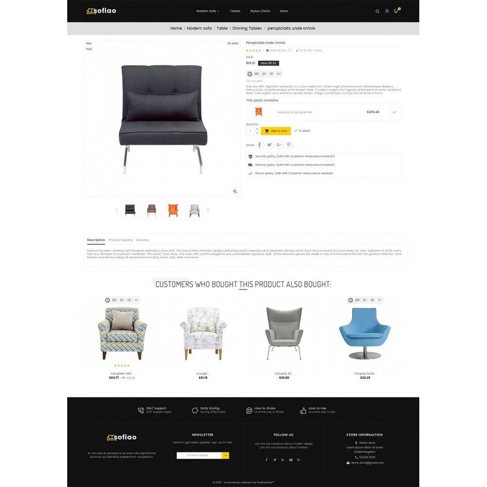 theme - Heim & Garten - sofiao modern sofa chairs - 6