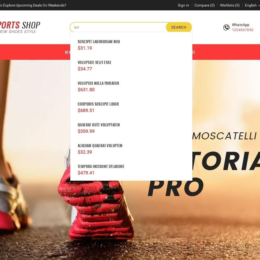 theme - Sport, Loisirs & Voyage - Sport Shoes & Footwear - 11