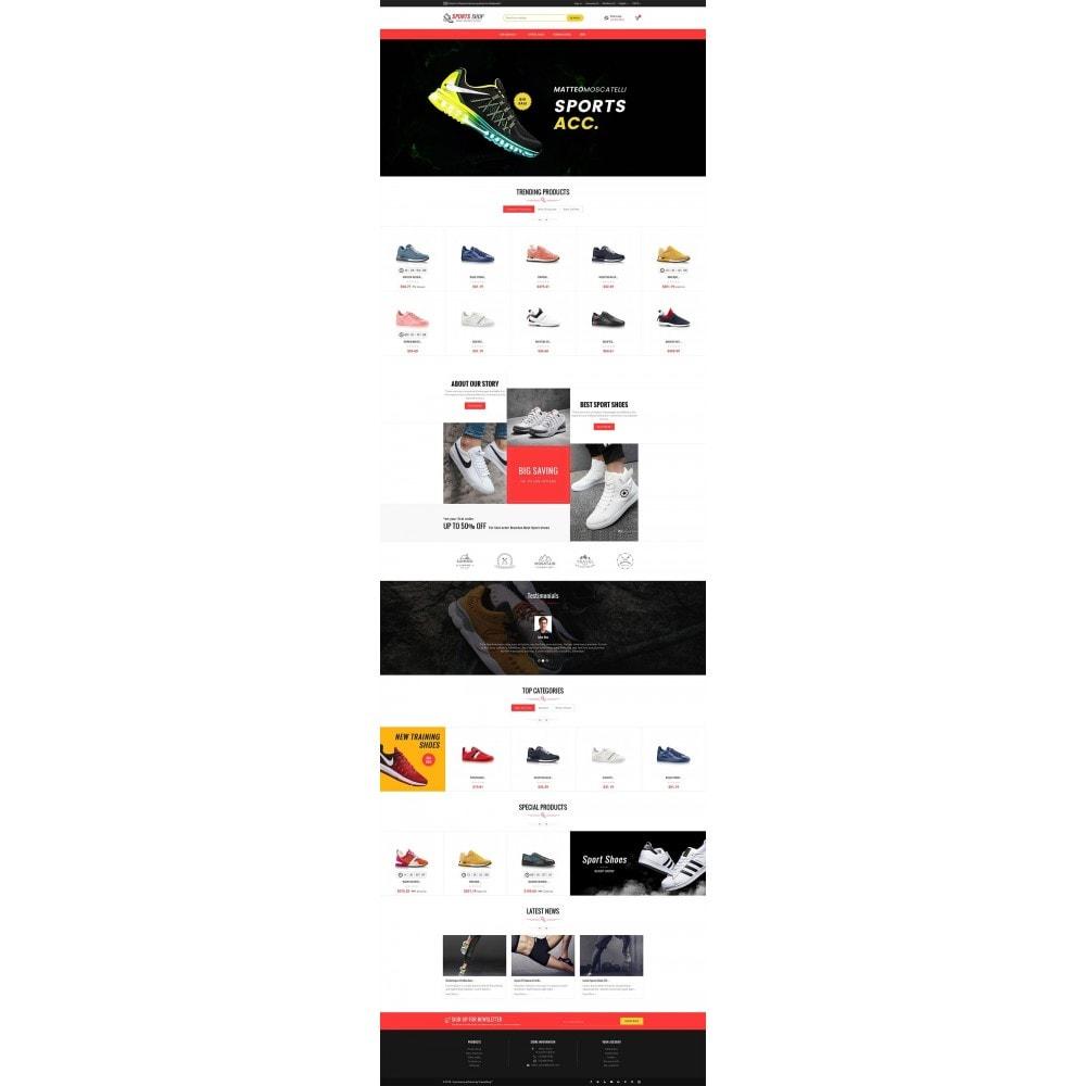 theme - Sport, Aktivitäten & Reise - Sport Shoes & Footwear - 3
