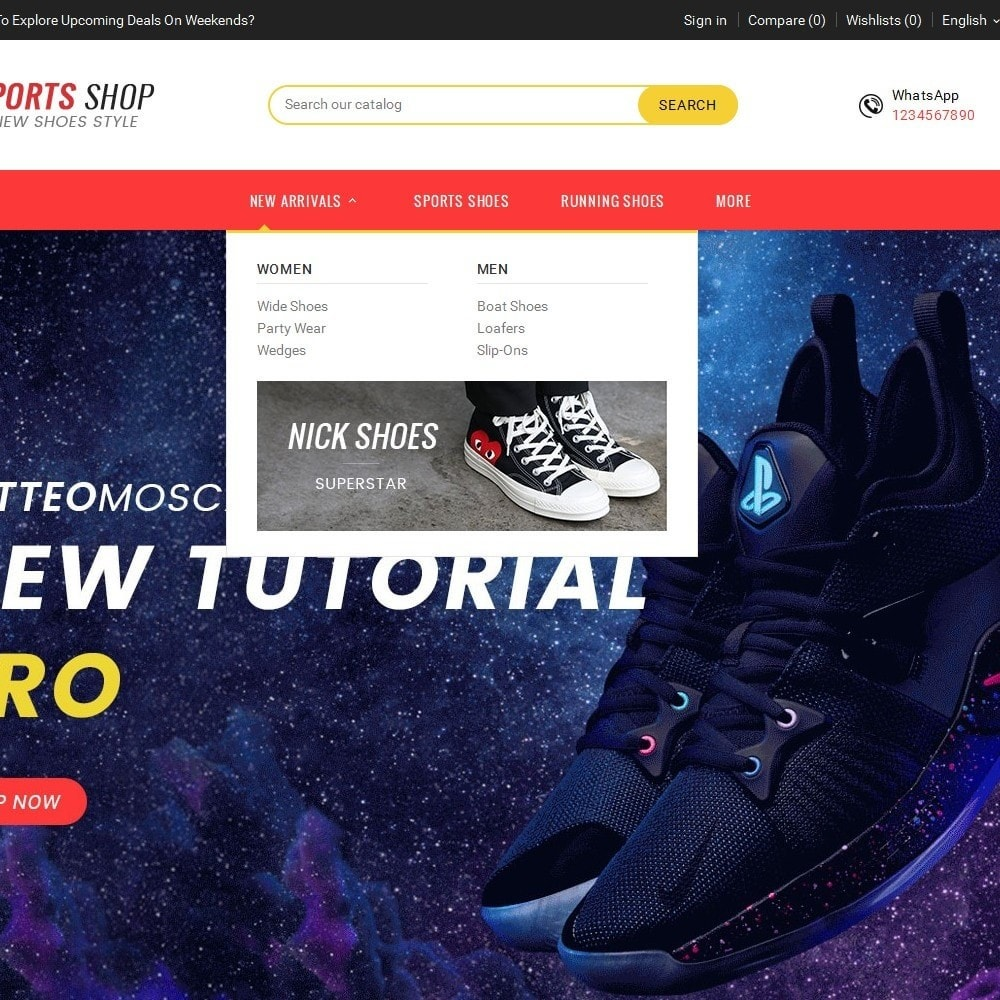 theme - Sport, Aktivitäten & Reise - Sport Shoes & Footwear - 10
