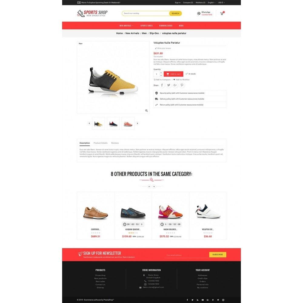 theme - Sport, Attività & Viaggi - Sport Shoes & Footwear - 6