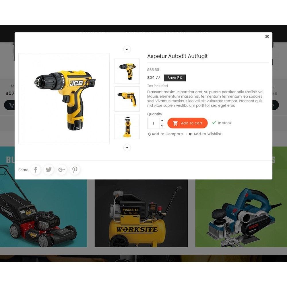 theme - Heim & Garten - Power Tools Store - 9