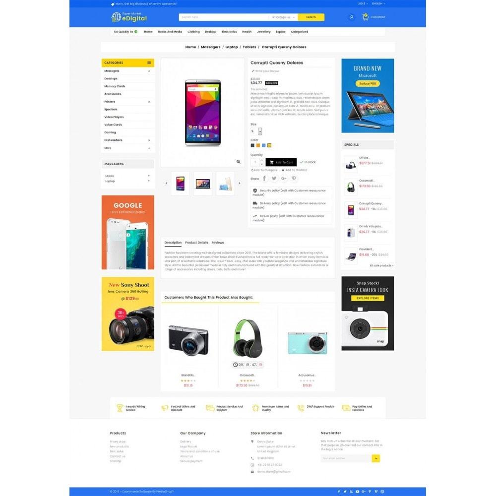 theme - Electronique & High Tech - eDigital Mega Shop Electronics - 6