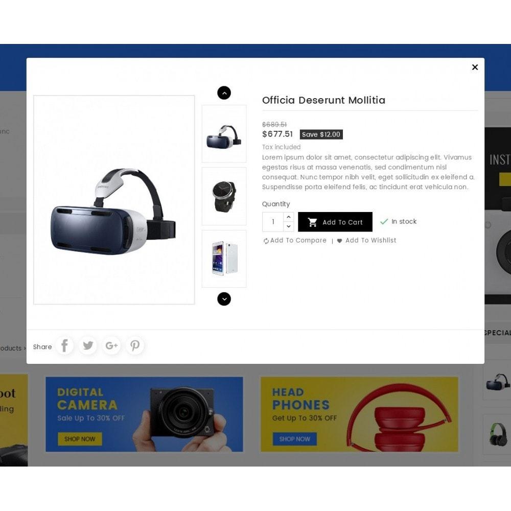 theme - Elektronik & High Tech - eDigital Mega Shop Electronics - 8