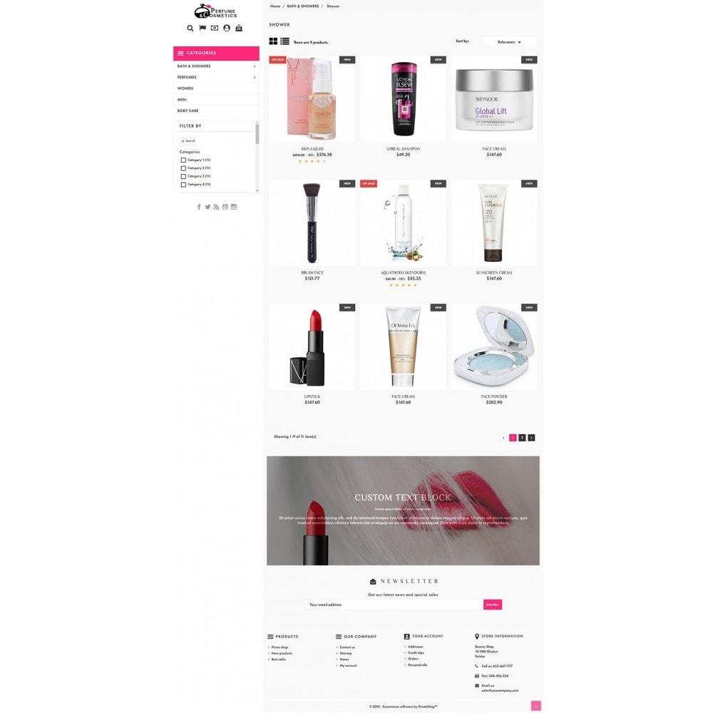 theme - Zdrowie & Uroda - Perfume and Cosmetics - 3