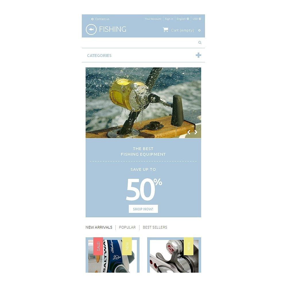 theme - Sport, Aktivitäten & Reise - Fishing Equipment - 9