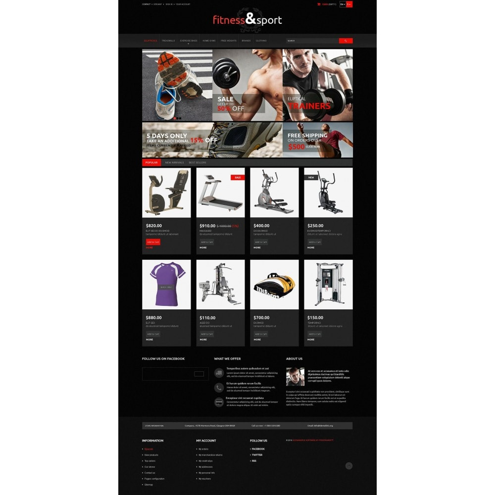 Exercise  Fitness Gear