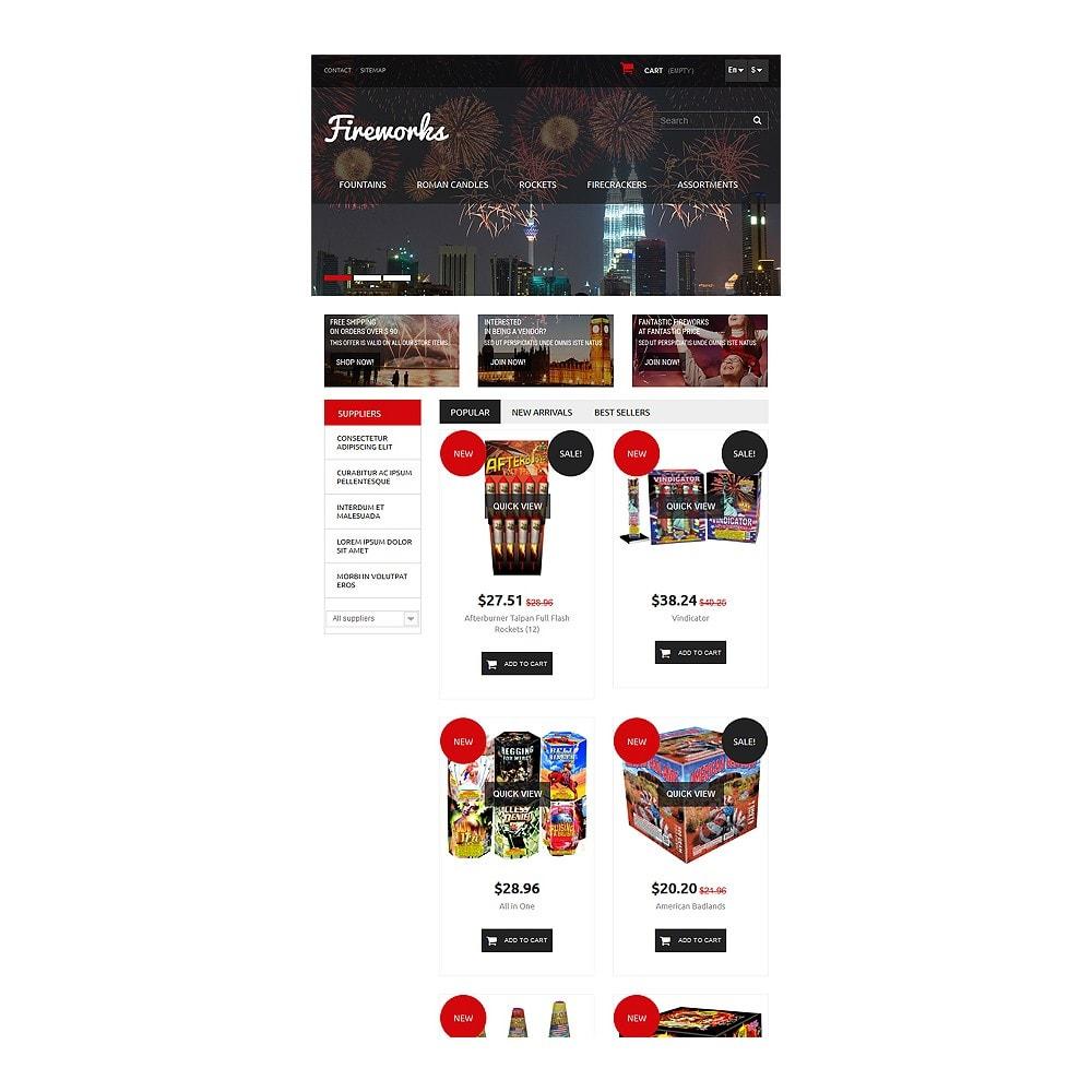 theme - Kinder & Spielzeug - Fireworks Store - 7