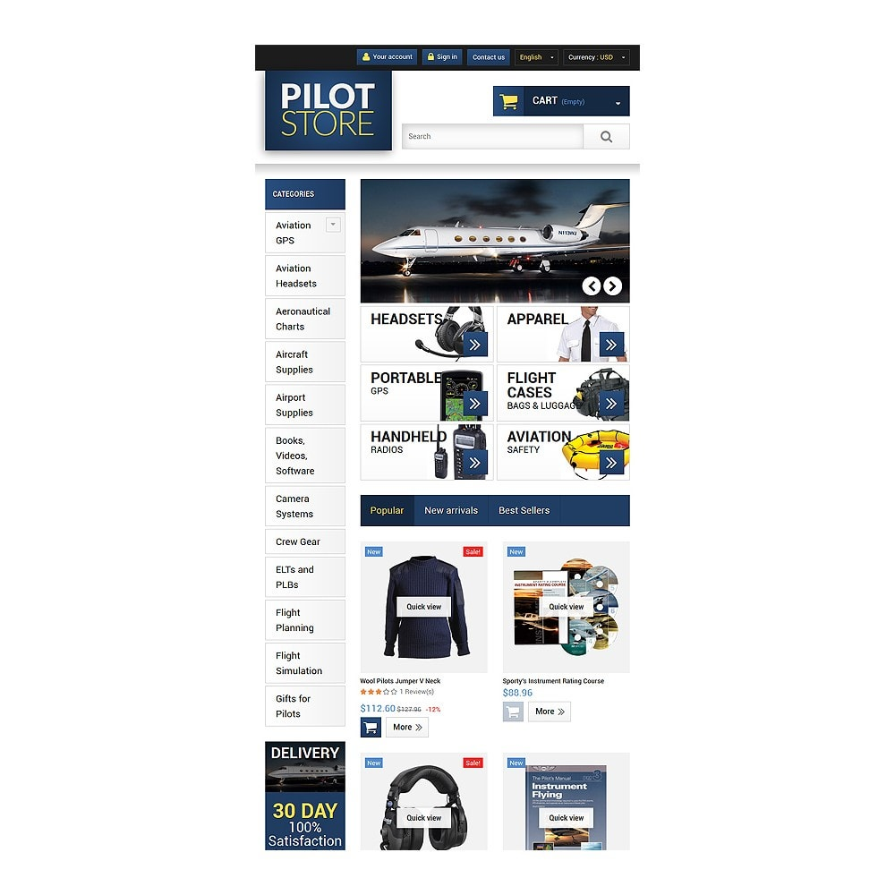 theme - Casa & Giardino - Aviation Equipment - 7
