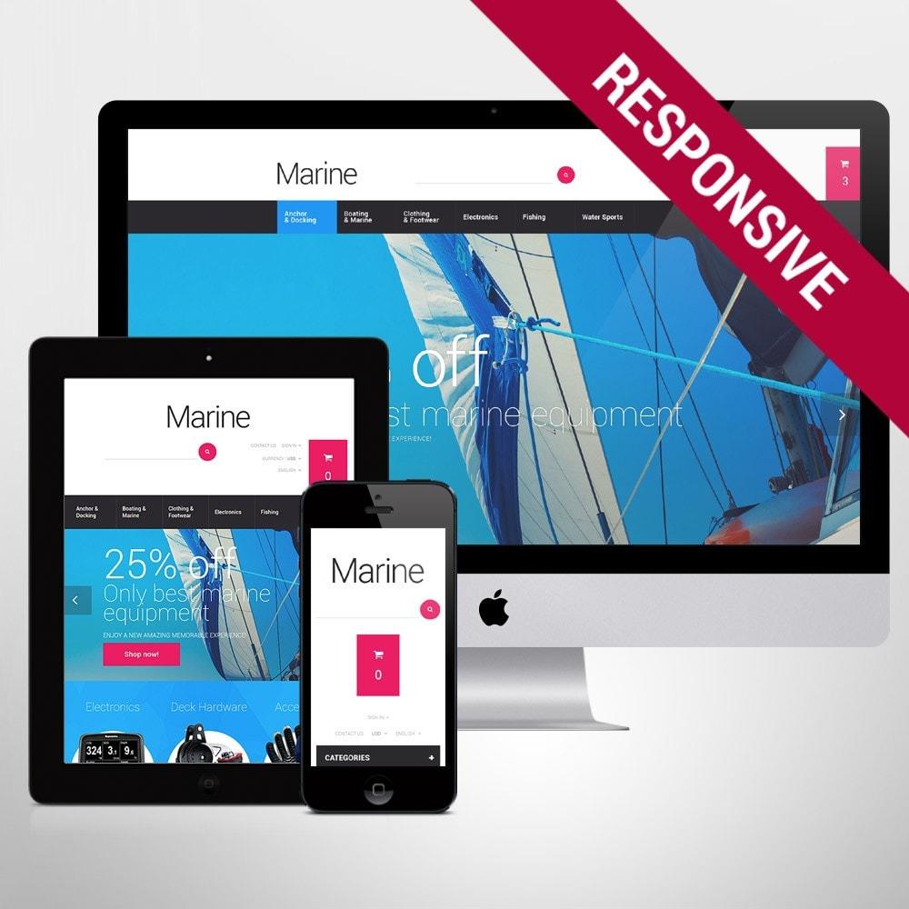 theme - Спорт и Путешествия - Marine Adventure - 1
