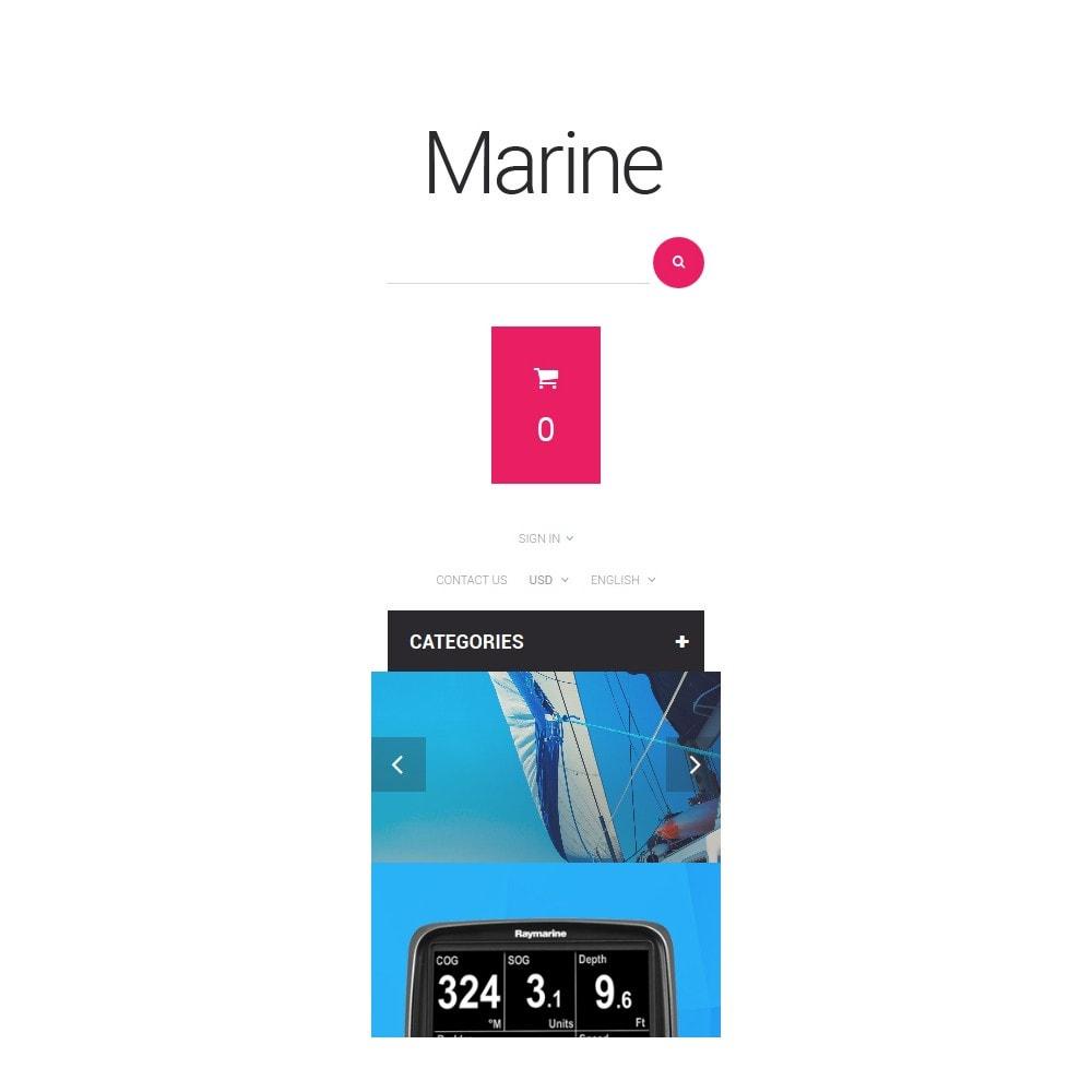 theme - Sport, Activiteiten & Reizen - Marine Adventure - 9