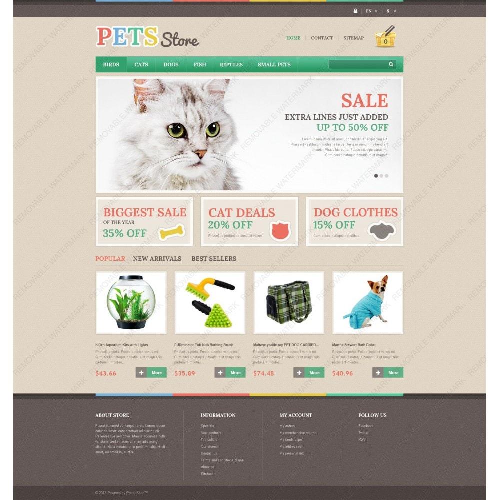 theme - Animali - Pets Store - 3