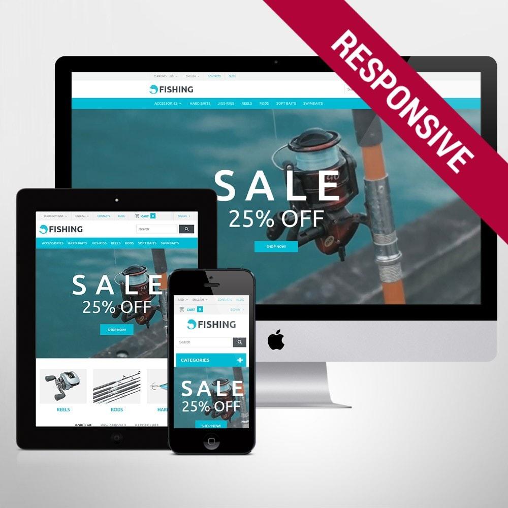 theme - Deportes, Actividades y Viajes - Fishing Store - 1
