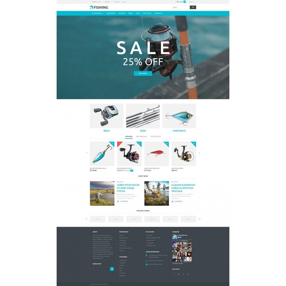 theme - Deportes, Actividades y Viajes - Fishing Store - 4