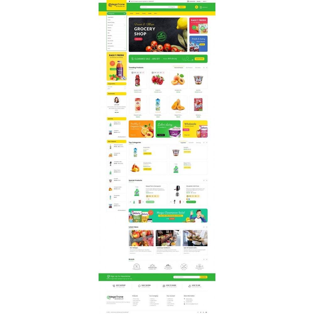 Mega Trone Grocery