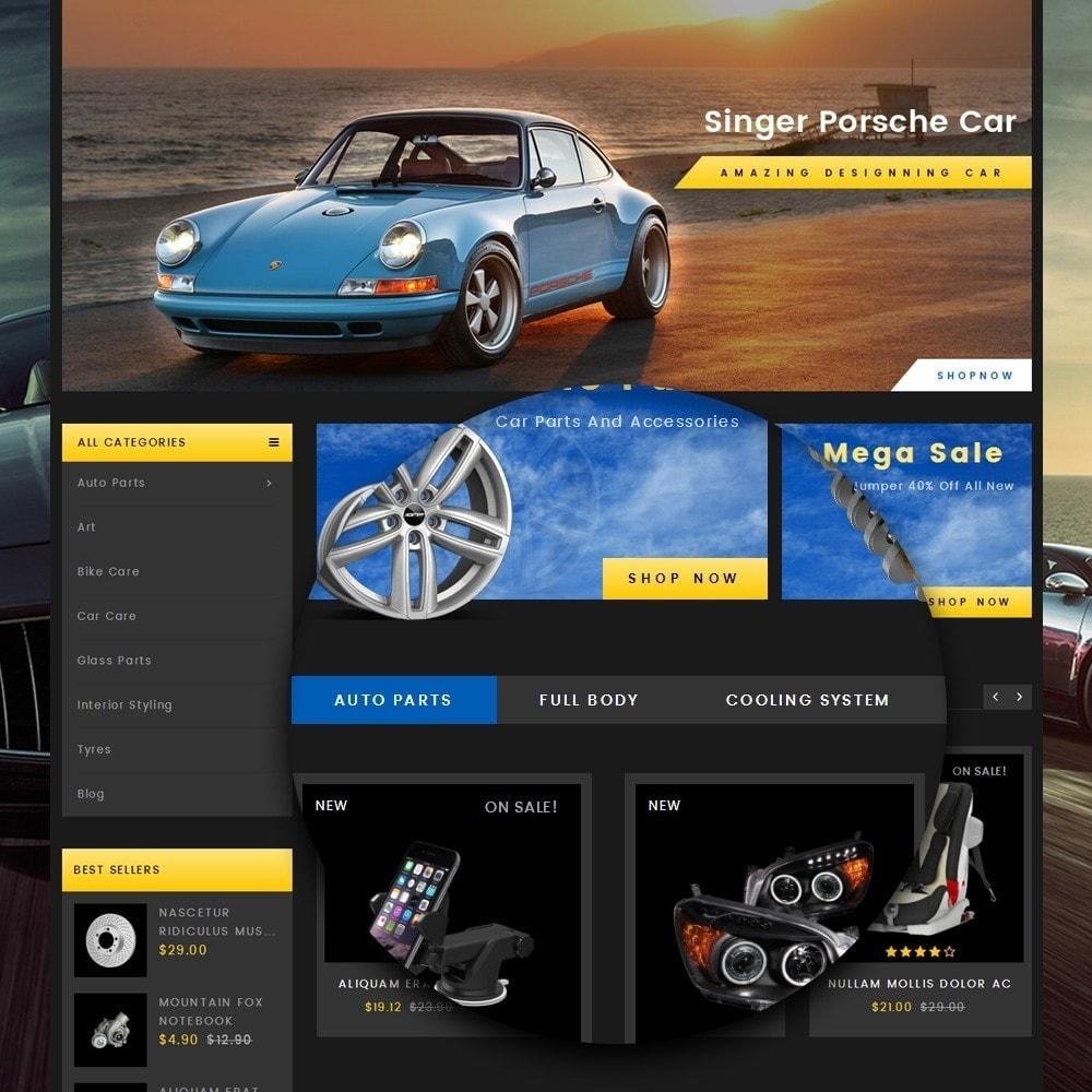 theme - Carros & Motos - Auto Service - Premium Store - 10