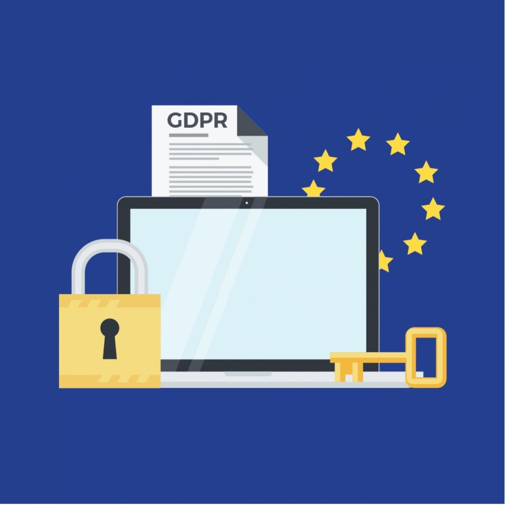 module - Marco Legal (Ley Europea) - Cumplimiento del RGPD by PrestaShop (1.5 & 1.6) - 1