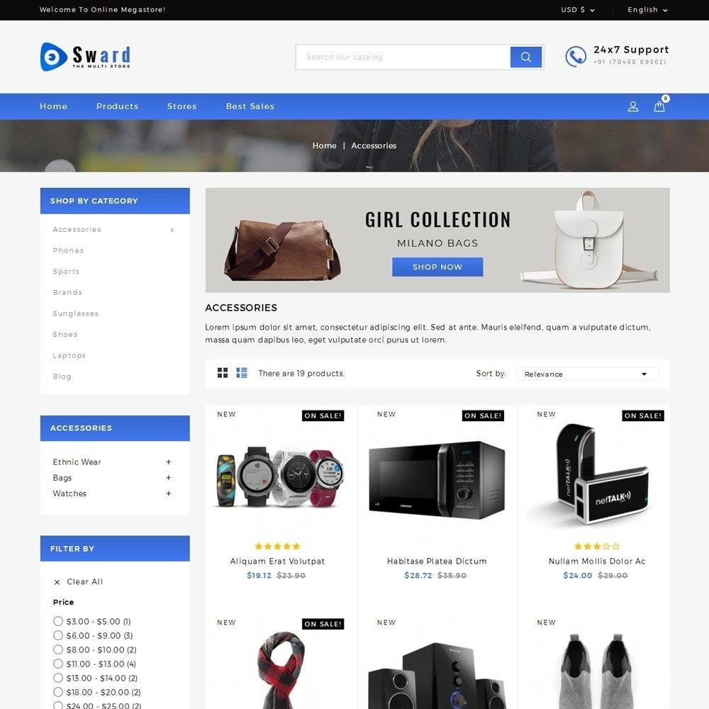 Sward Multi Store