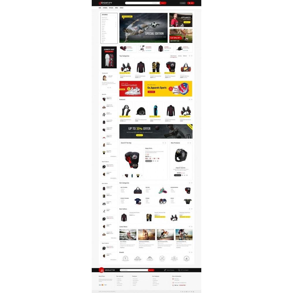 theme - Sport, Loisirs & Voyage - Mega Shoppe Sports - 3