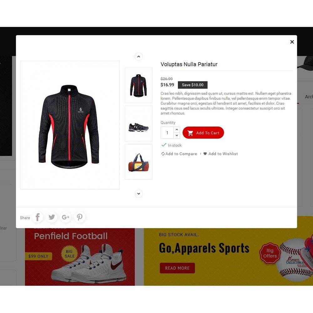 theme - Sport, Loisirs & Voyage - Mega Shoppe Sports - 9