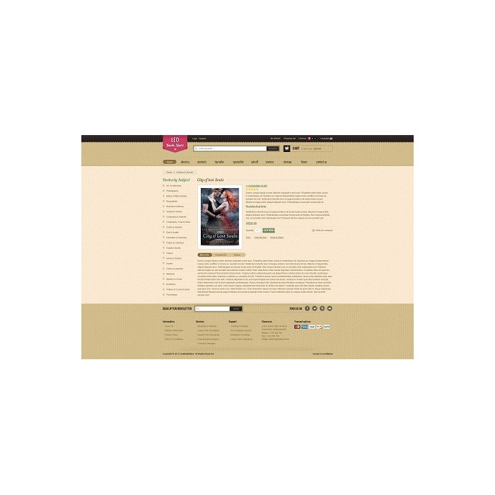 theme - Kunst & Kultur - Leo Book - 6