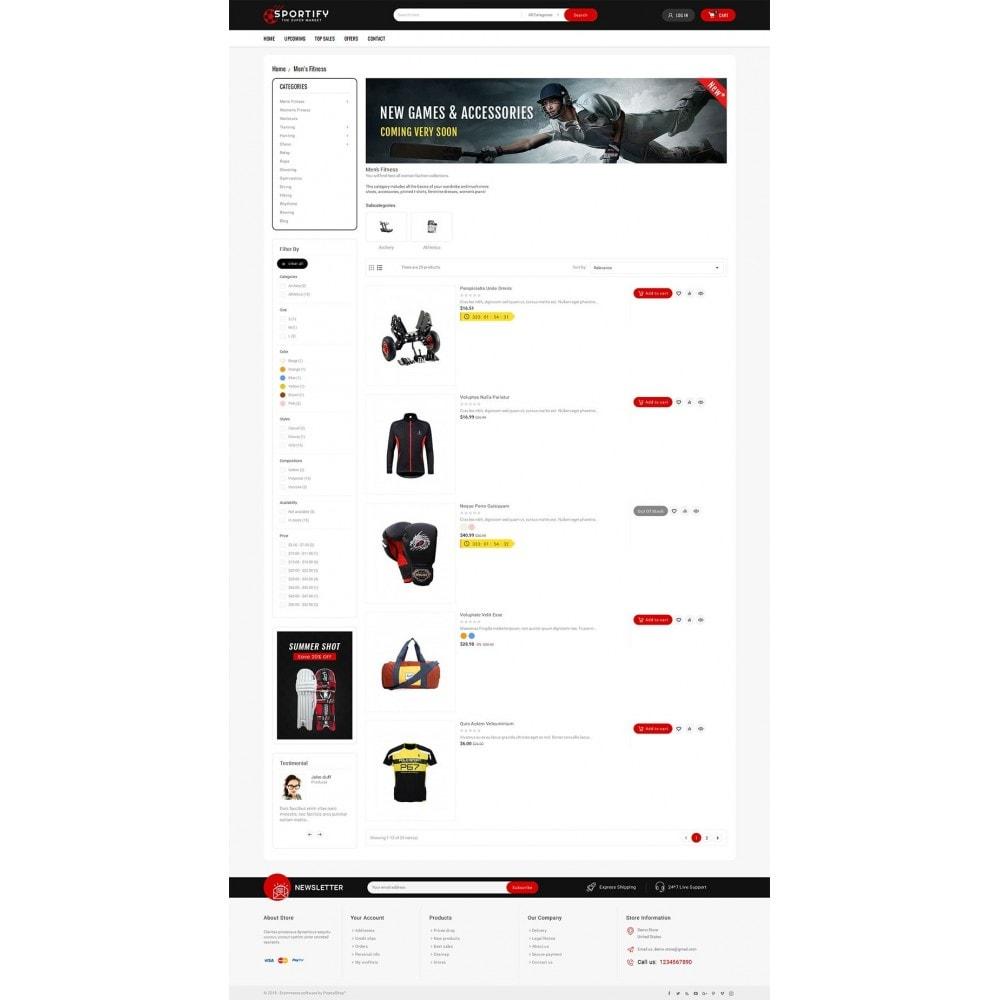 theme - Sport, Aktivitäten & Reise - Mega Shoppe Sports - 5
