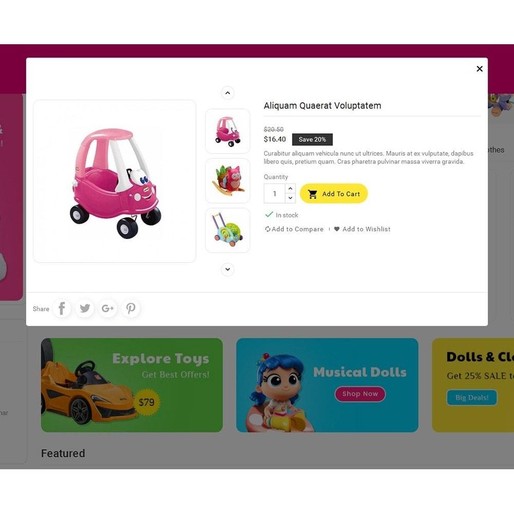 theme - Bambini & Giocattoli - Mega Shoppe Kid Toys - 9