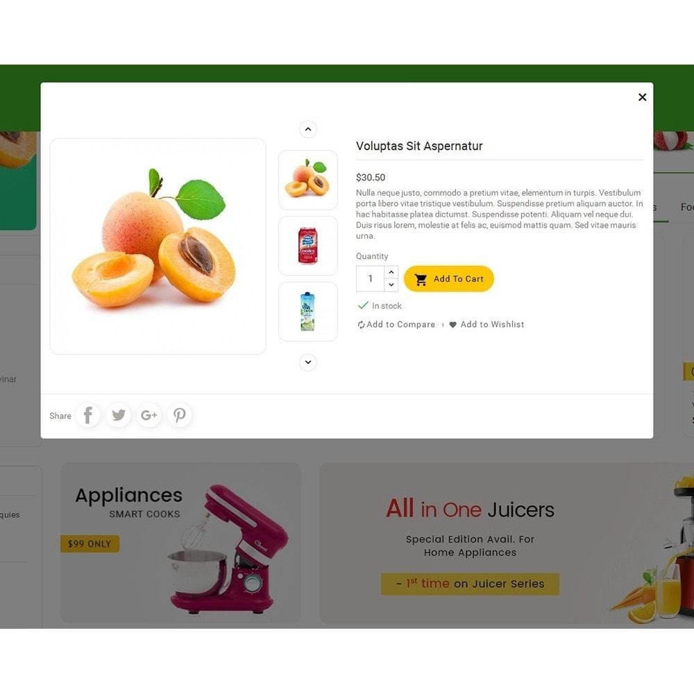 theme - Lebensmittel & Restaurants - Mega Shoppe Grocery - 9