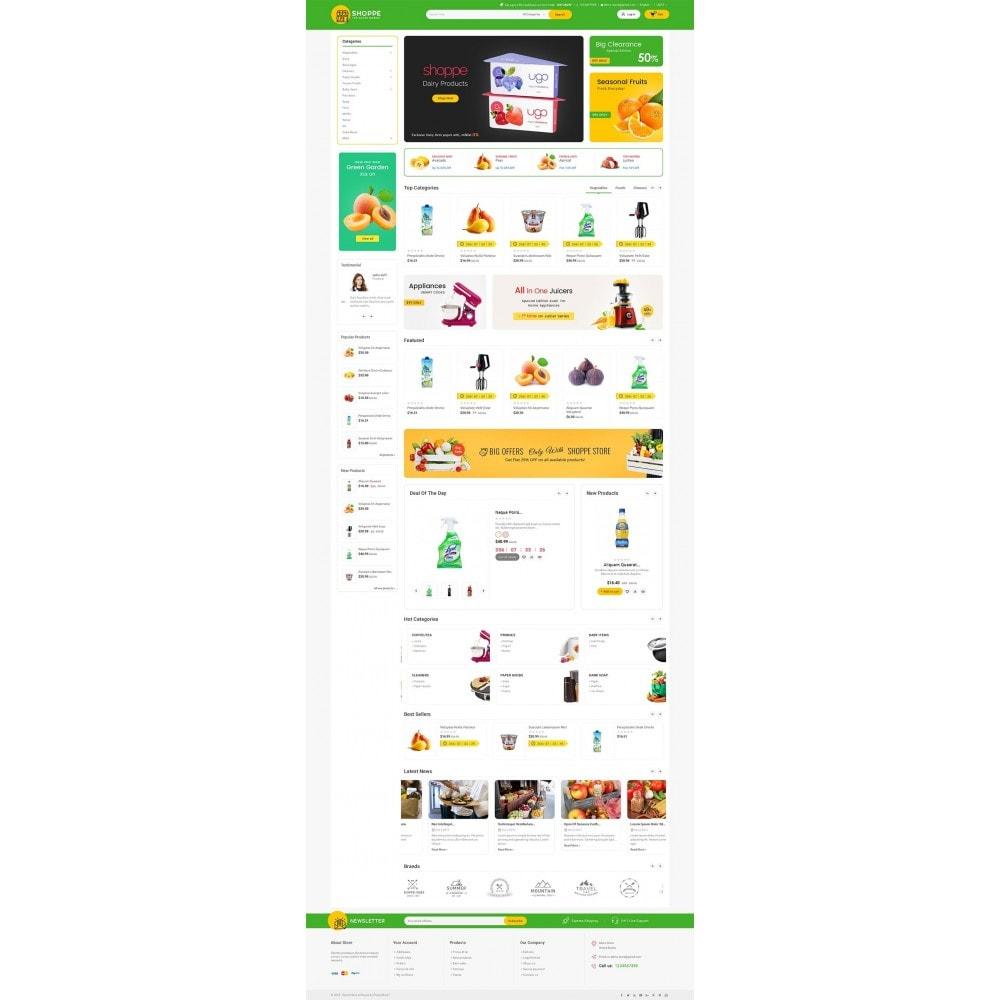 Mega Shoppe Grocery