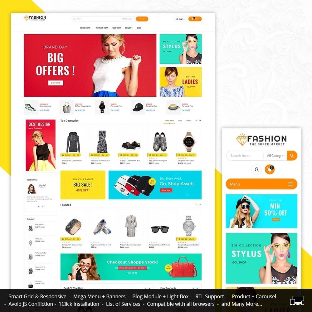 theme - Moda y Calzado - Mega Shoppe Fashion - 2