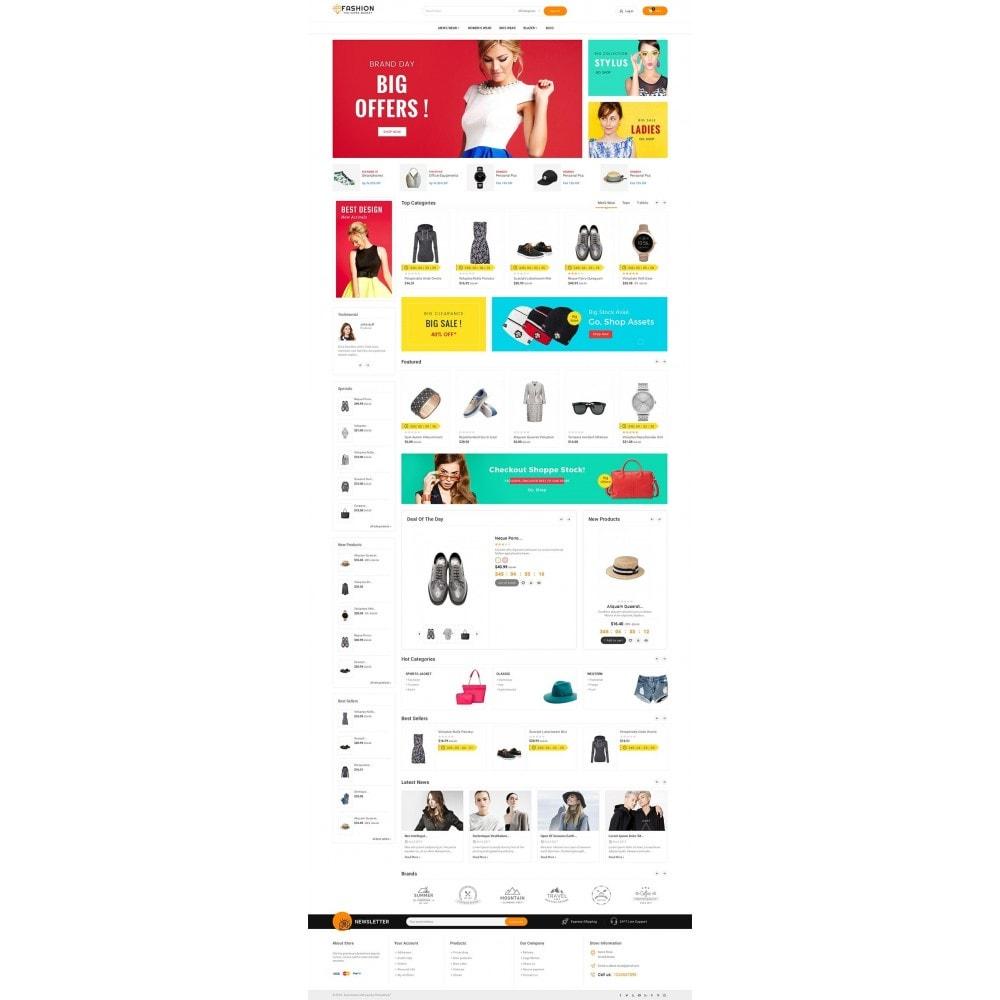 theme - Moda y Calzado - Mega Shoppe Fashion - 3