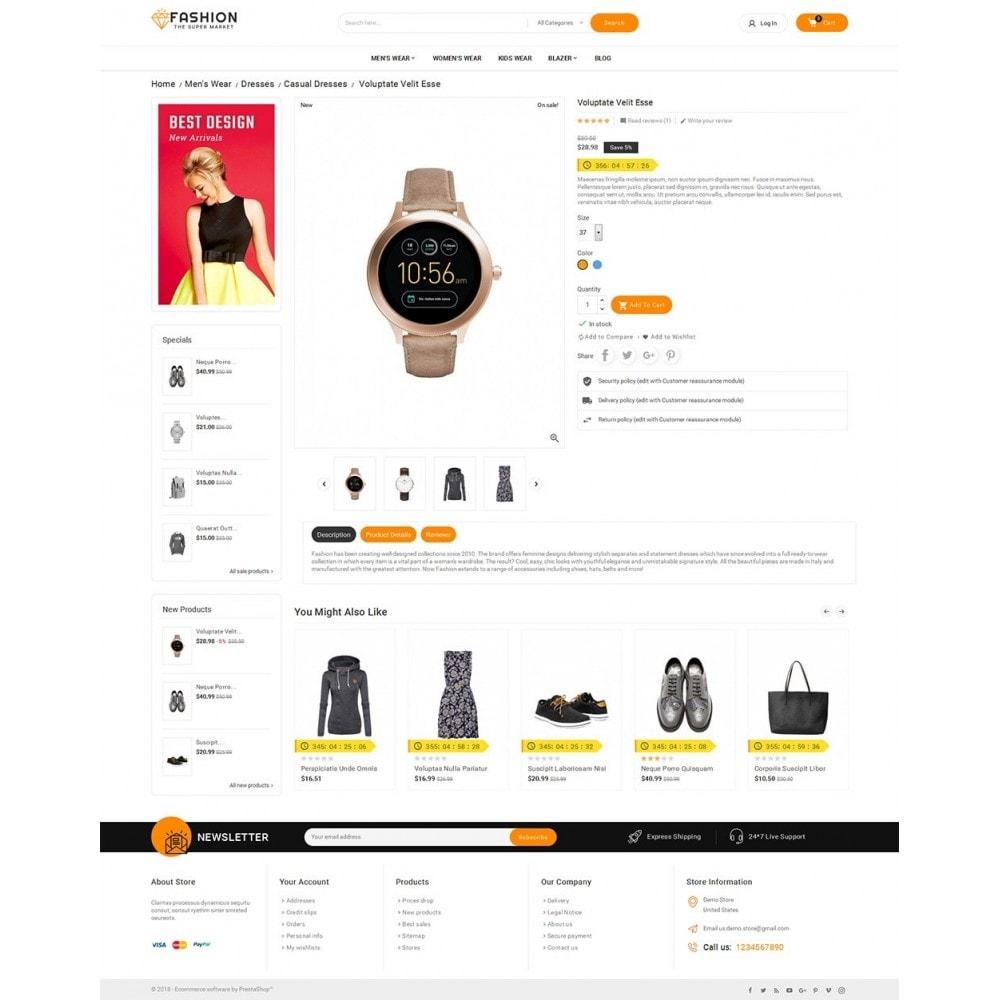 theme - Moda & Calzature - Mega Shoppe Fashion - 6