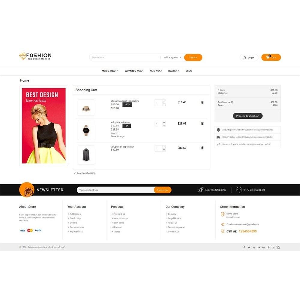 theme - Moda & Calzature - Mega Shoppe Fashion - 7