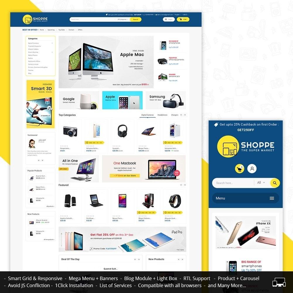 theme - Elettronica & High Tech - Mega Shoppe Electronics - 2