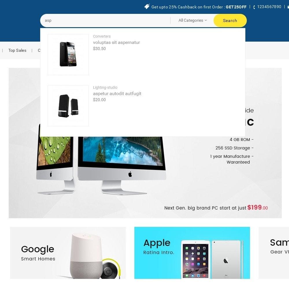 theme - Elettronica & High Tech - Mega Shoppe Electronics - 11