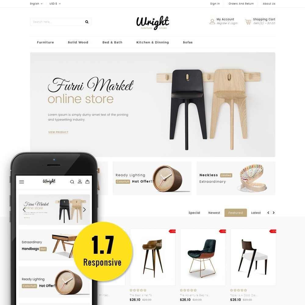 Wright Furniture Store