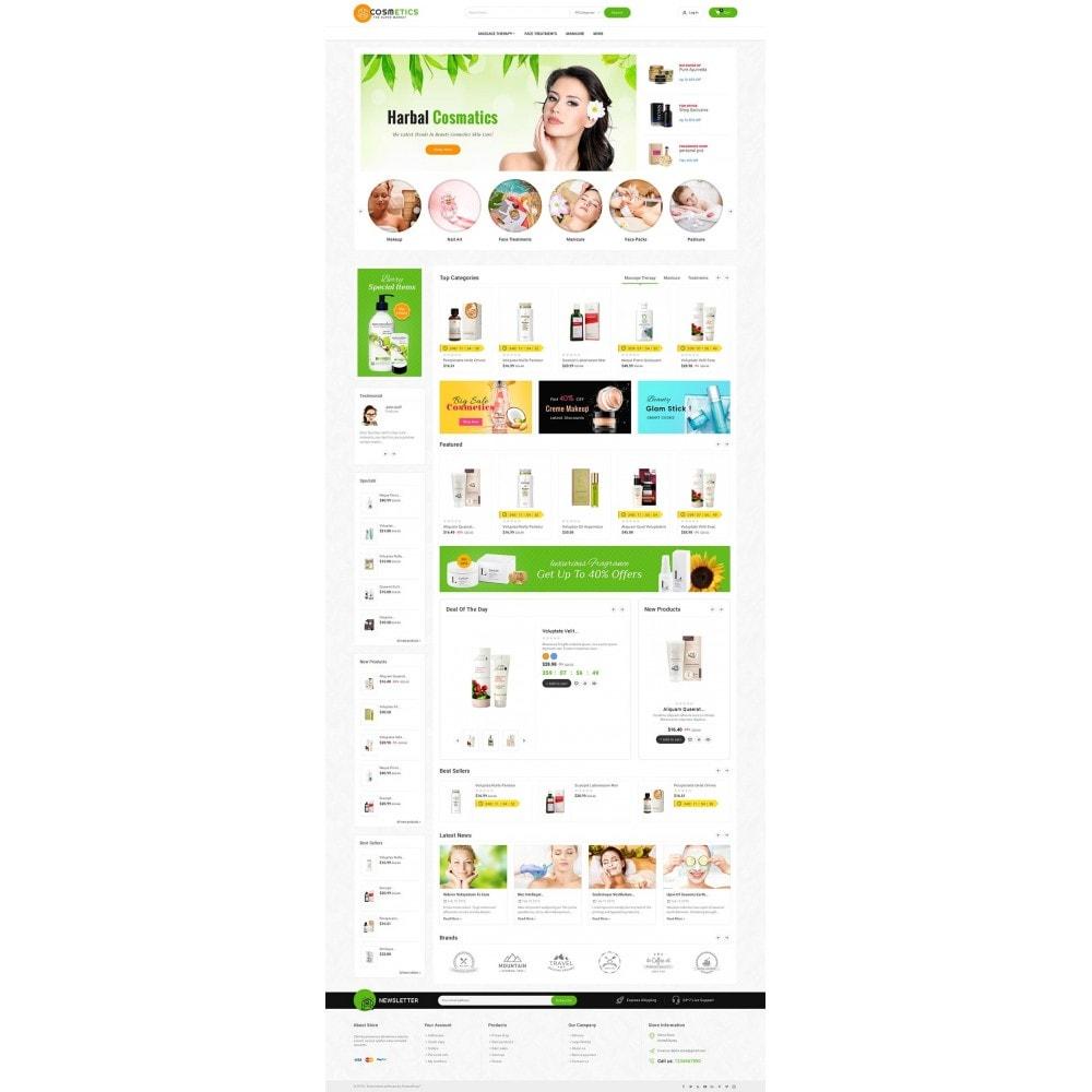 theme - Salud y Belleza - Mega Shoppe Bio Cosmetics - 3
