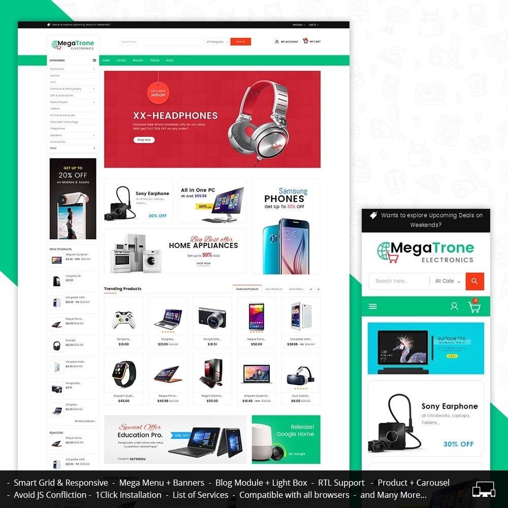 Mega Shop Electronics