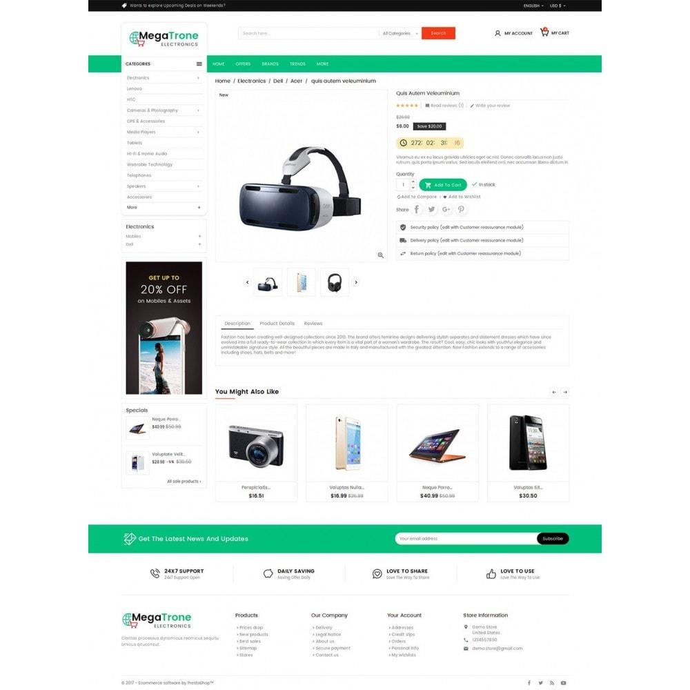 theme - Electrónica e High Tech - Mega Shop Electronics - 6