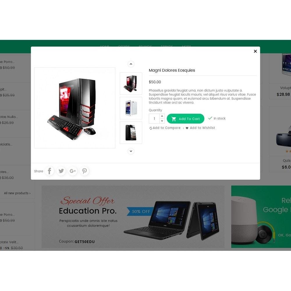 theme - Elektronik & High Tech - Mega Shop Electronics - 9