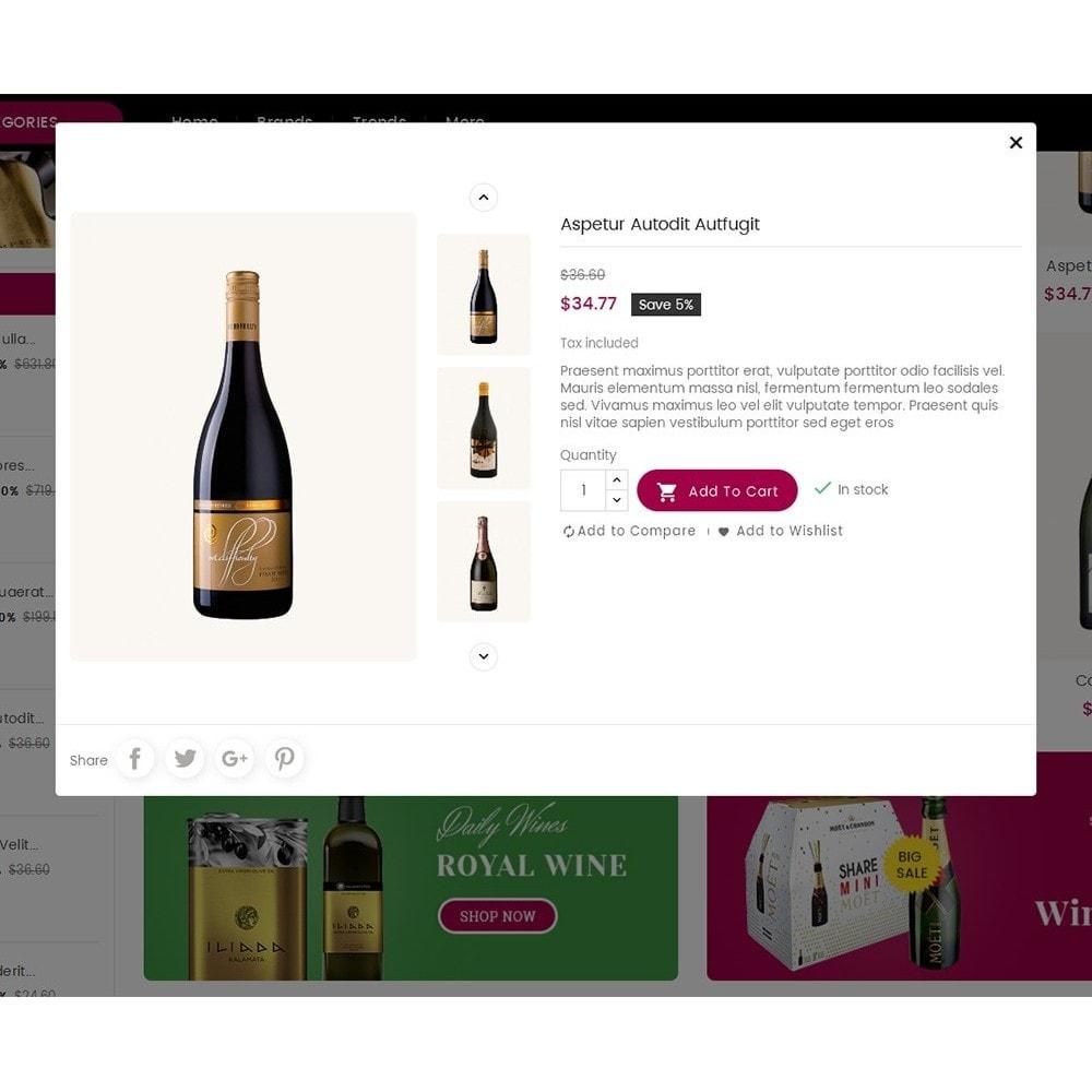 theme - Drink & Wine - Mega Mart Wine & Tobacco - 9