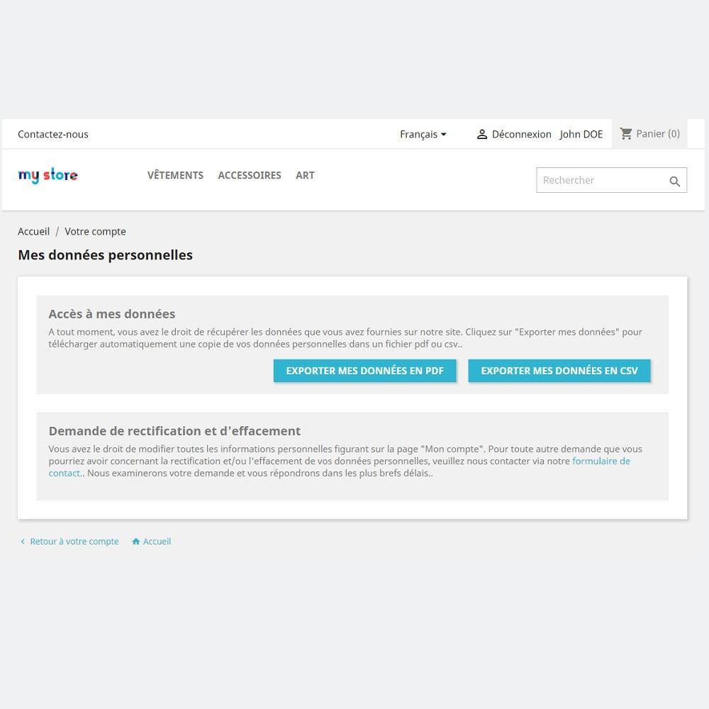 bundle - Les offres du moment - Faites des économies ! - RGPD Pack Légal Start - 2